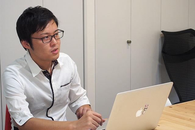 五木田 和也さんのインタビュー