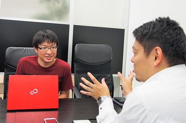 足高 圭介さんのインタビュー