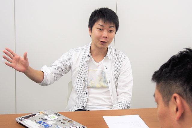 芦原 佑太さんのインタビュー