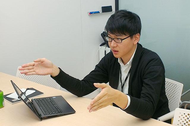 島田 大樹さんのインタビュー