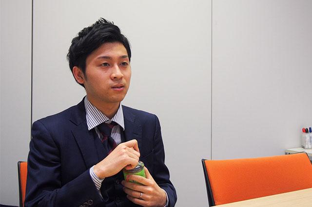 田中 匠さんのインタビュー