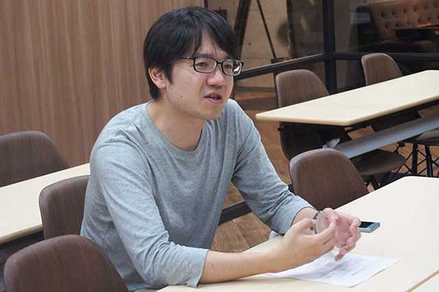 安部 晃生さんのインタビュー